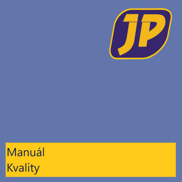 Supplier Quality Manual - Jasplastik EN