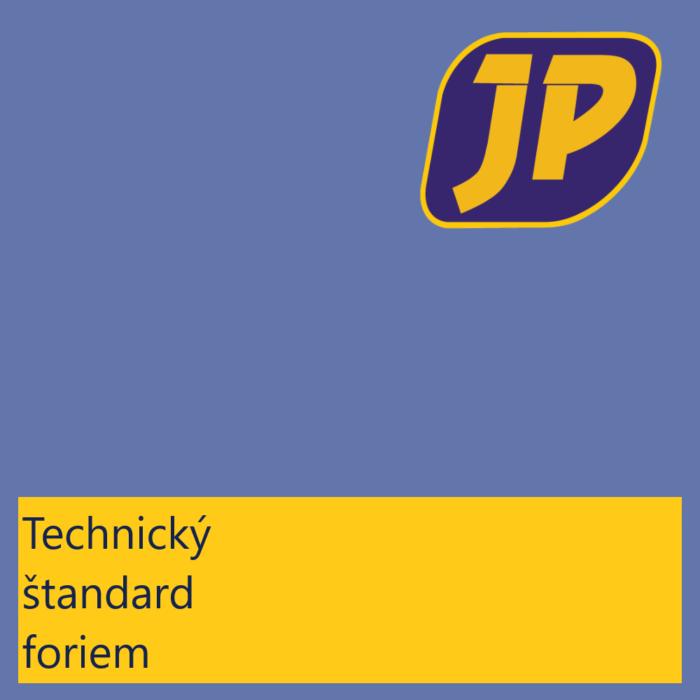 Technický štandard foriem - Jasplastik